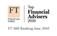 Financial Times Top 300 Advisers Logo 2016